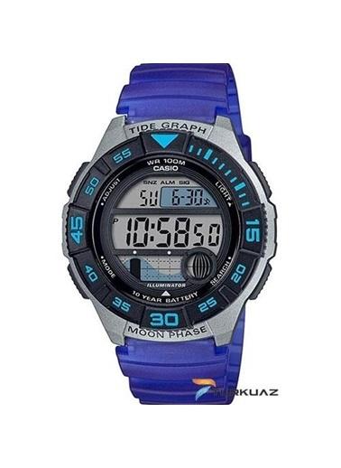 Casio Dijital Kol Saati LWS-1100H-2AVDF Gri
